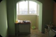 Объединение комнаты с балконом