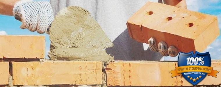Построить дом кирпича своими руками