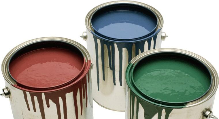 Выбираем краски для потолка