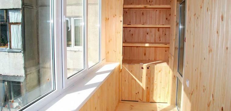 Как сделать балкон внутри своими руками сколько стоит