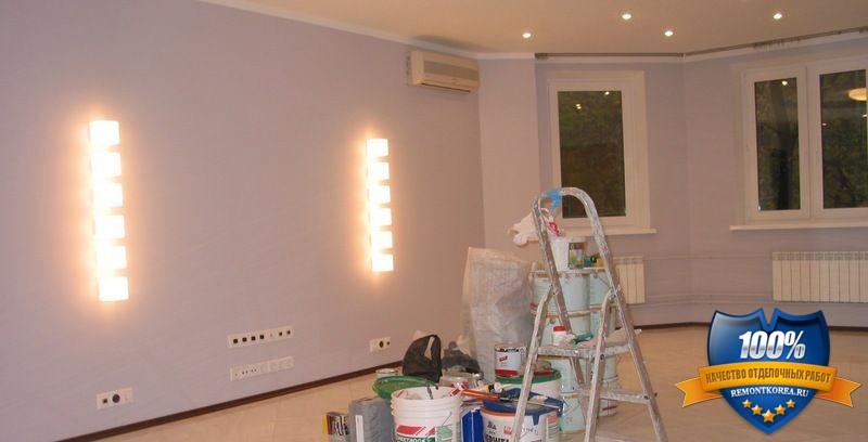 Капитальное строительство и ремонт квартир Владивосток