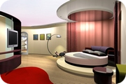 Дизайн квартир и комнат