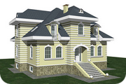 Отделка домов и коттеджей во Владивостоке