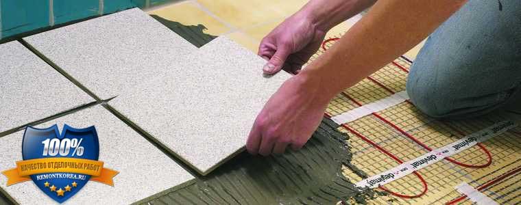 Правила выбора клея для плиточных работ