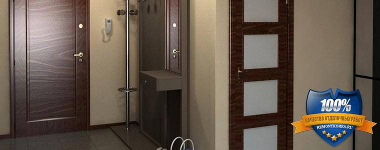 Три важных особенности о ремонте в коридоре