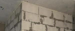 Из чего построить дом - газосиликатные блоки