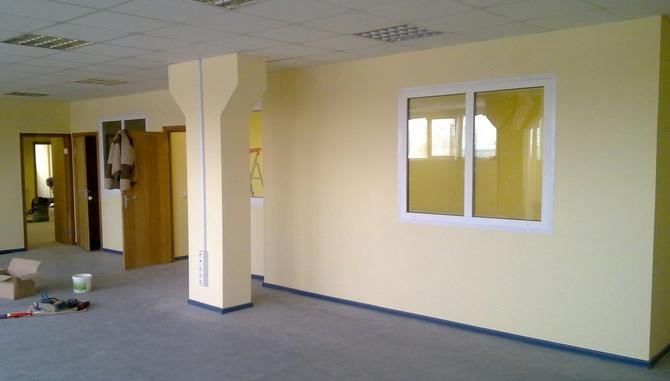 Отделка офисов во Владивостоке