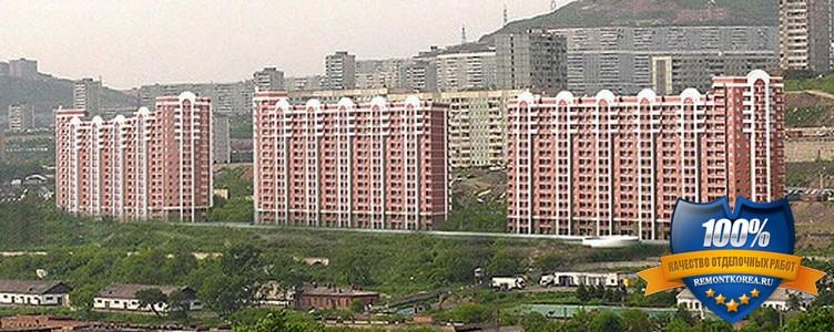 Жилой комплекс «Фрегат» и отделочные работы квартир