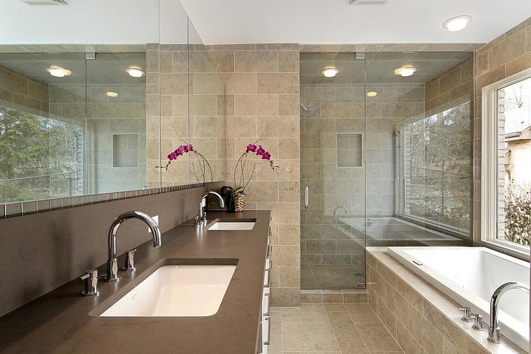 Особенности обустройства ванной комнаты