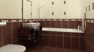 Ремонт ванной комнаты под ключ бюджетно и качественно!