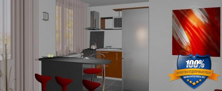Бытовой ремонт в маленькой квартире или хрущёвки