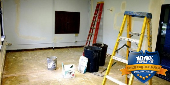 Кризис во время ремонта квартиры