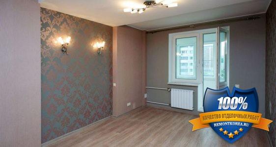 Недорогой ремонт квартир в городе Владивосток