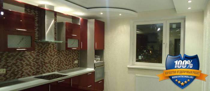 Профессиональный ремонт кухни под ключ во Владивостоке