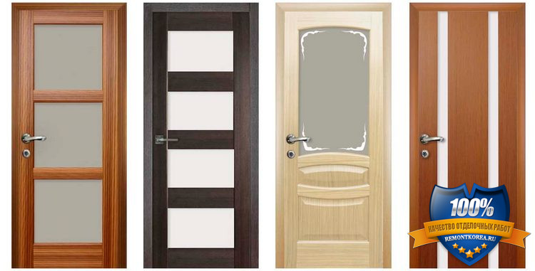 Выбираем межкомнатные двери в магазинах Владивостока