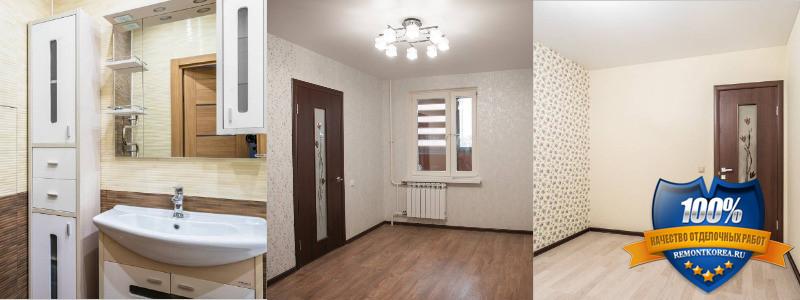 Комплексная отделка квартир во Владивостоке от нашей компании это доступная стоимость на все работы