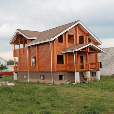 Строительство домов из бруса во Владивостоке