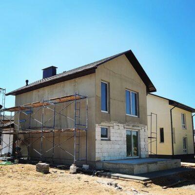 Утепление фасада домов быстро и недорого!