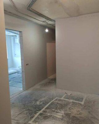 Бюджетный ремонт квартиры в новостройке под ключ