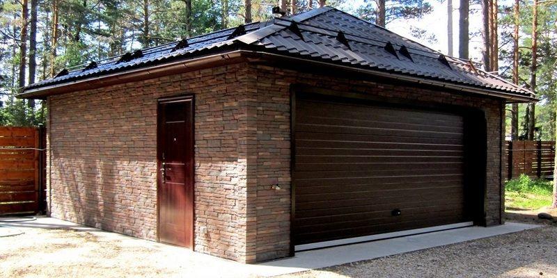 Строительство гаражей во Владивостоке и пригороде