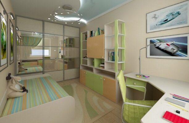Ремонт и обустройство детской комнаты во Владивостоке