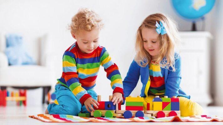 Ремонт комнаты для разнополых детей