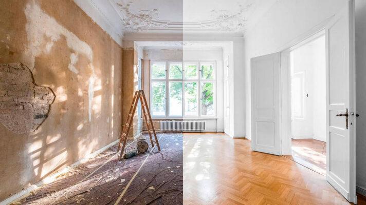 Капитальный ремонт квартиры под ключ во Владивостоке от нашей компании